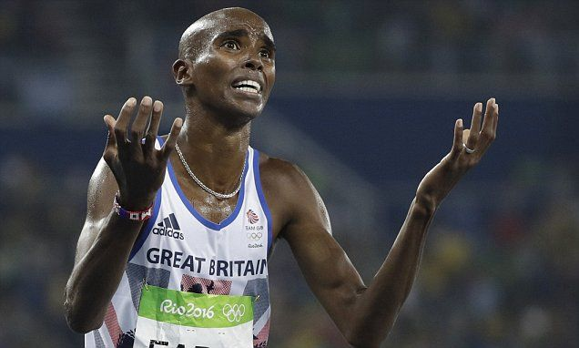British Athletics chief Neil Black stands by Mo Farah's controversial coach Alberto Salazar      British Athletics will continue to stick by Mo Farah's coach Alberto Salazar     A report has said that Salazar 'almost certainly' flouted anti-doping rules     It alleges he probably gave amino acid L-Carnitine to several athletes