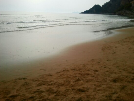 S. Agostino beach - Gaeta (Italy)