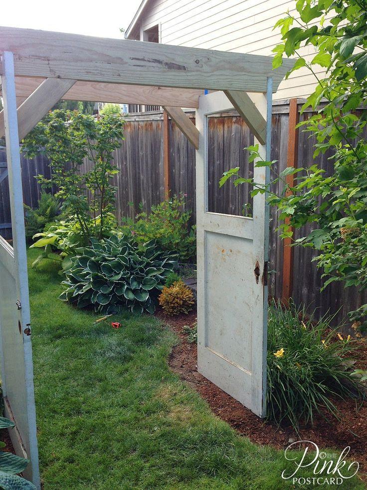 Best 25+ Door arbor ideas on Pinterest | Arbor definition Pergolas arbors and trellises and Garage door makeover & Best 25+ Door arbor ideas on Pinterest | Arbor definition ... pezcame.com