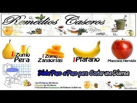 Dieta para Cortar una Diarrea Intensa, Dietas para la Diarrea, Diarrea F...