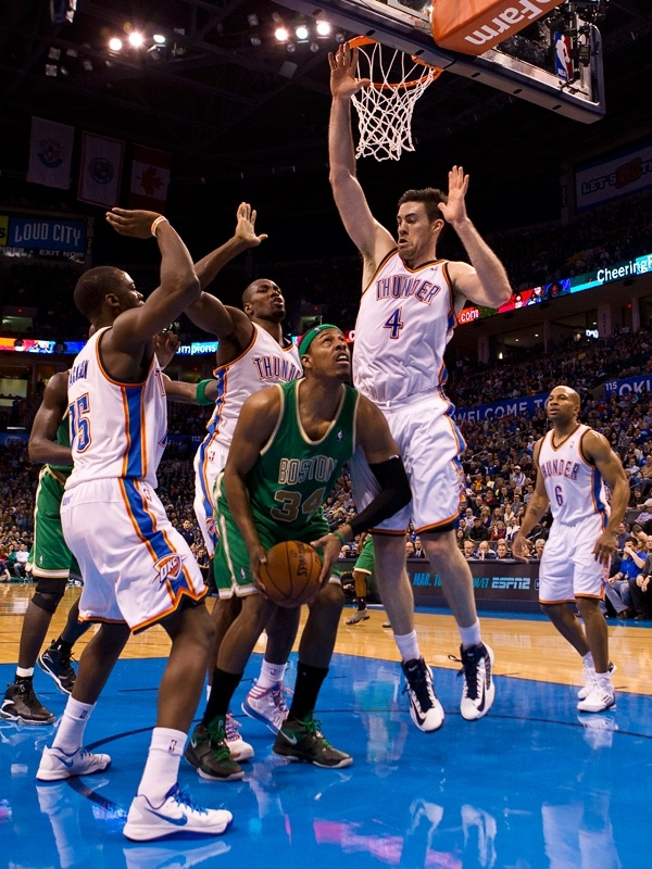 Second Look at Tough Defense | THE OFFICIAL SITE OF THE OKLAHOMA CITY THUNDER