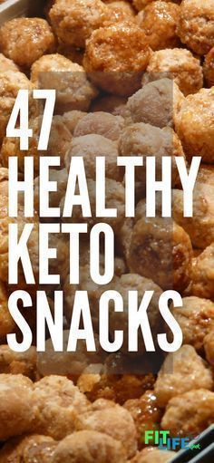 Finding good snacks is critical to success on the ketogenic diet. Check out these healthy keto diet snacks perfect for home or grab and go. #keto #ketosnacks #ketodiet