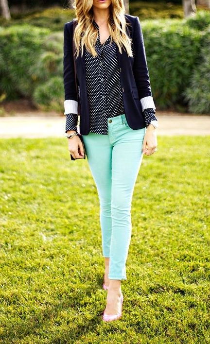 me encanta la combinación de colores!