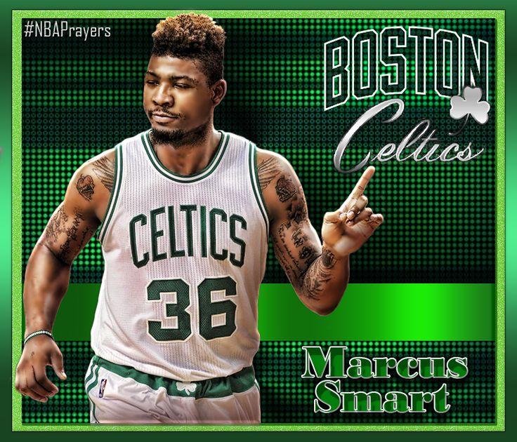 3abd2c6b18c NBA Player Edit - Marcus Smart .