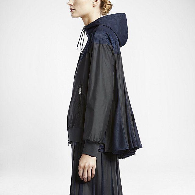 NikeLab x sacai Windrunner Women's Jacket. Nike Store UK