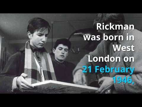 'ALWAYS' - Alan Rickman Tribute - YouTube