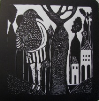 Leah Bright, another Firestation Print Studio Star!