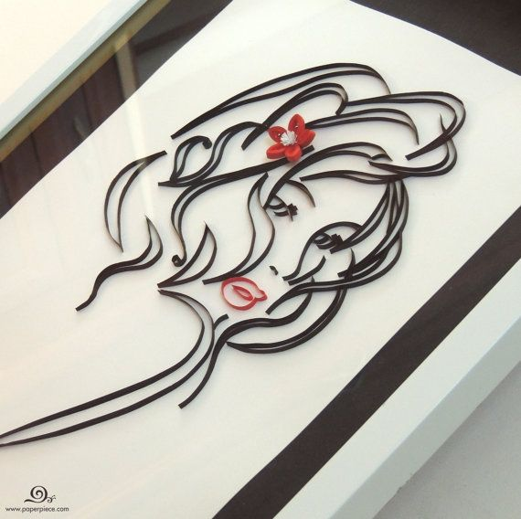 Quilling Wall Paintings