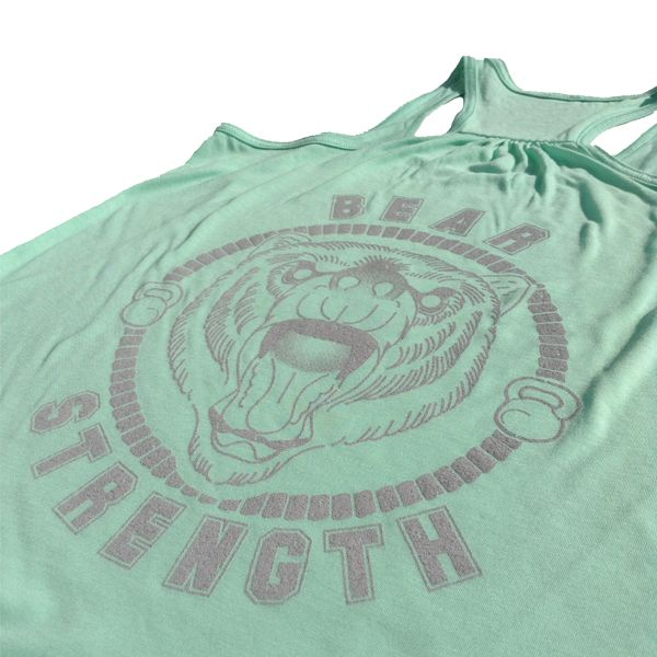 Bear Strength / Clothing Apparel for crossfit Athletes / crossfit clothing UK / Strong Is The New Skinny