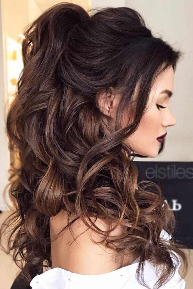25 best ideas about High ponytail hairstyles on Pinterest