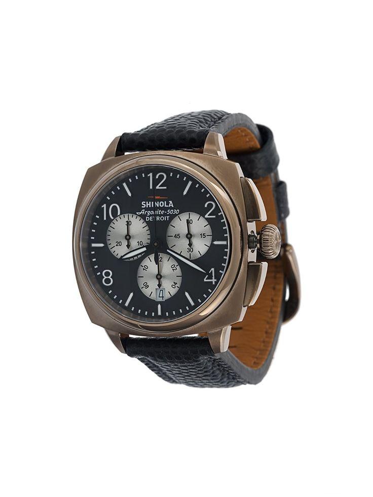 Shinola аналоговые часы