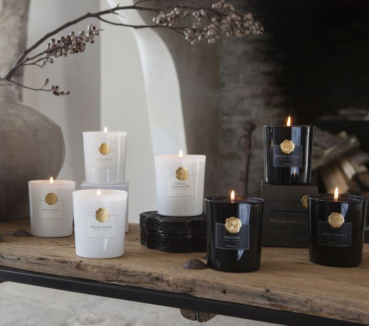 Our Private Collection Candle collection consists of 8 unique luxurious fragrances that look beautiful in any interior.