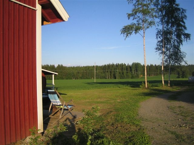The traditional rural landscape in Finland. #Finland #countryside #traditional #summer #Aurinkoranta