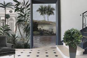 Ananbô: Saint Domingue - Collection 2014, décor paysage
