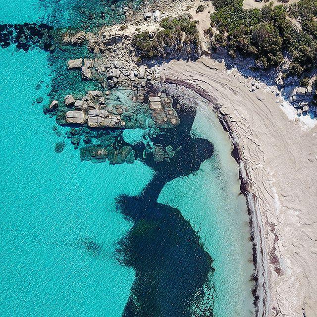 Villasimius, Simius Beach. Sardinia. Who wants to join me living here on this beach?