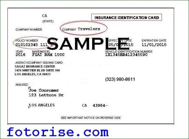 Acheap Auto Insurance Quote Cards Autohealth Life Document ...