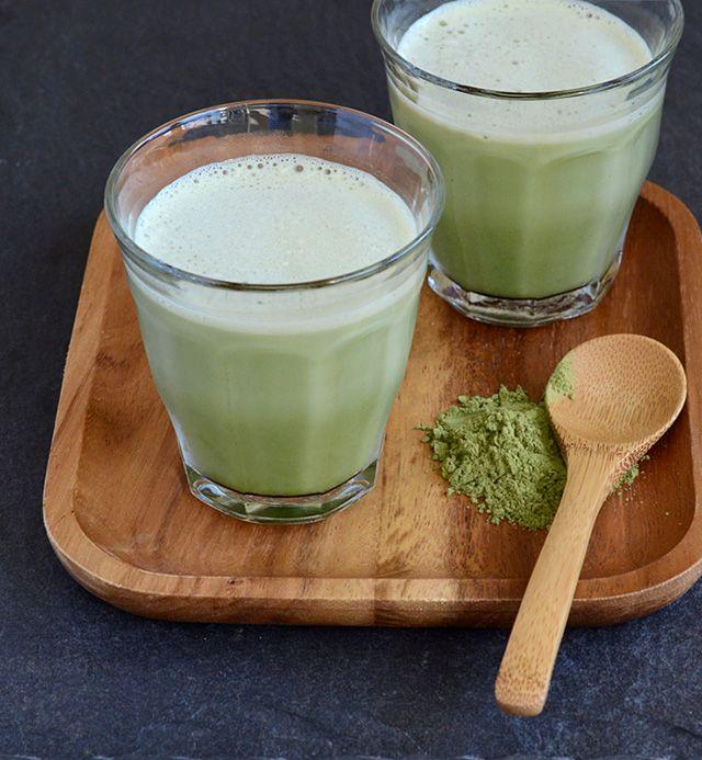 Iced Matcha Latte