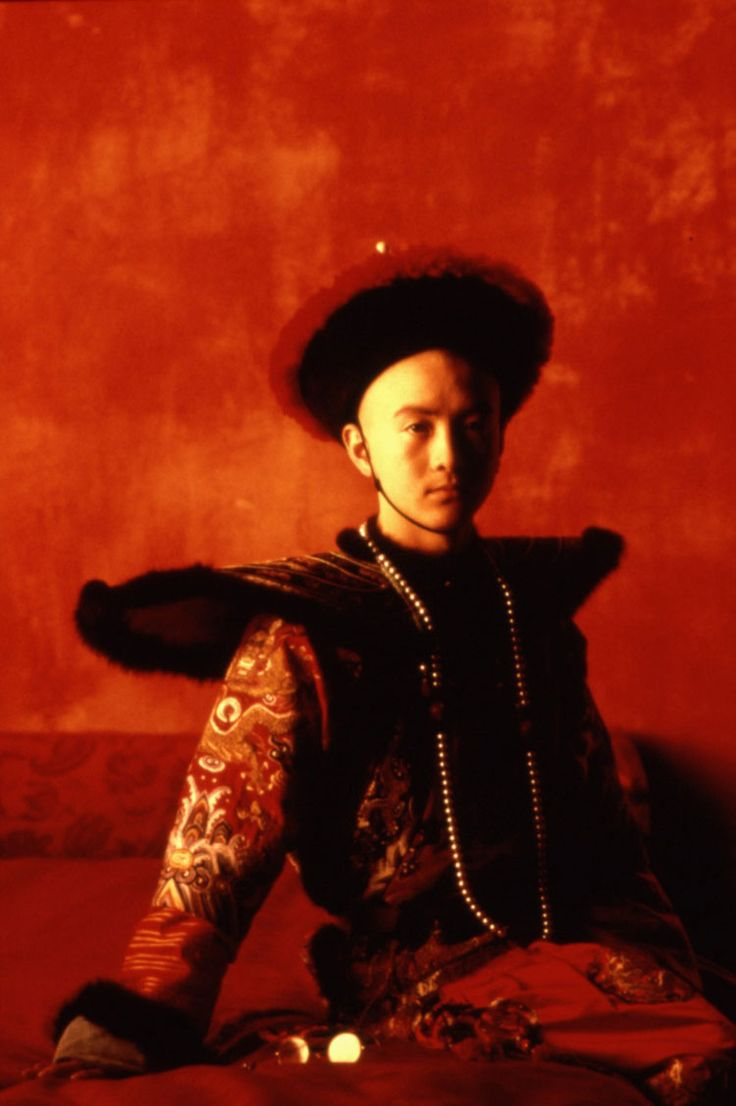 Tao Wu in The last Emperor directed by Bernardo Bertolucci, 1987