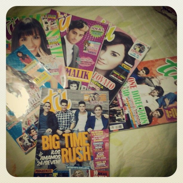 Mis revistas TU