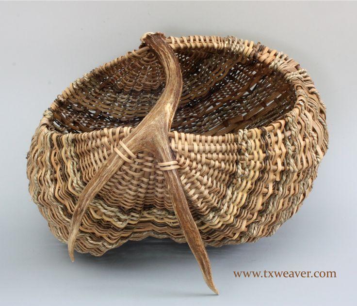1356 best Basket ideas images on Pinterest   Basket weaving, Basket ...