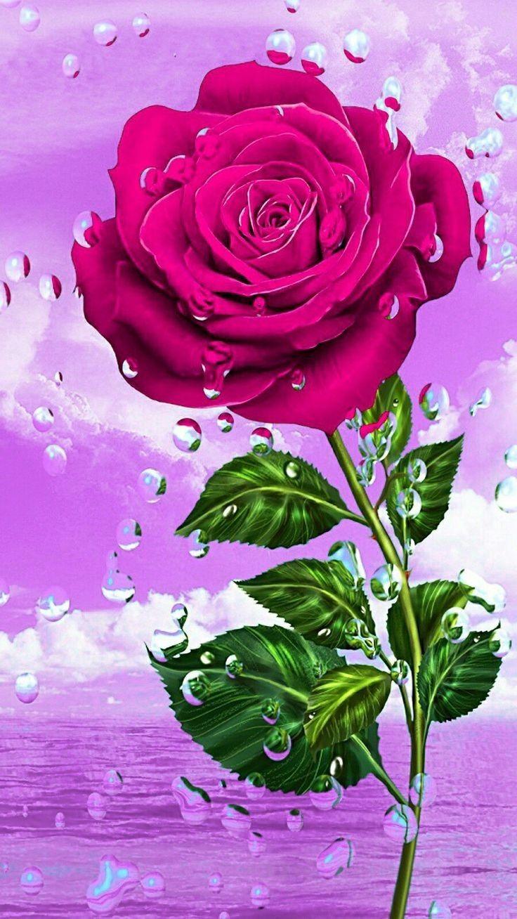 La Mia Raccolta Gif Wallpaper Nature Flowers Beautiful Flowers Wallpapers Rose Wallpaper Amazing flower video wallpapers