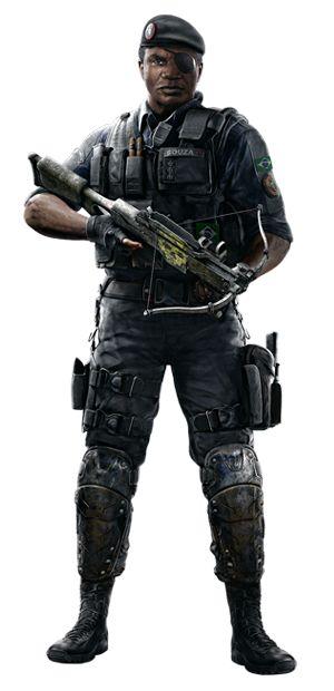 Tom Clancy's Rainbow Six®  Siege   Agentes   Web oficial   Ubisoft