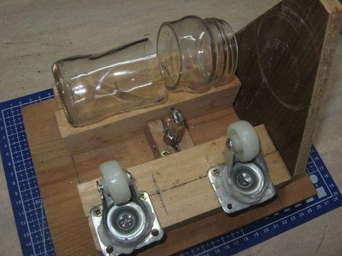 RamosElectroDron. Como hacer una máquina para cortar botellas de vidrio y tarros de cristal. - YouTube