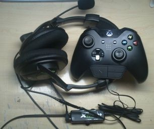 Xbox 360 to Xbox One Headset DIY Conversion (Turtle Beach)