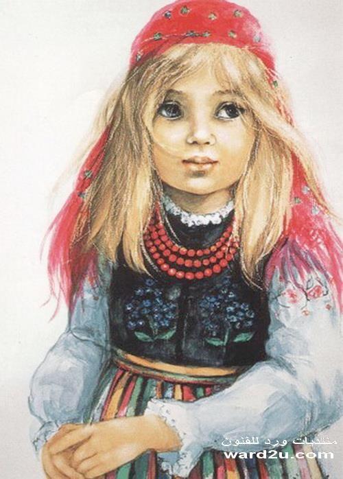 Danuta Muszynska Zamorska (1931 - …) – Pintora Polonêsa_26