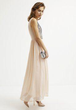 Lace & Beads - TINA - Suknia balowa - nude