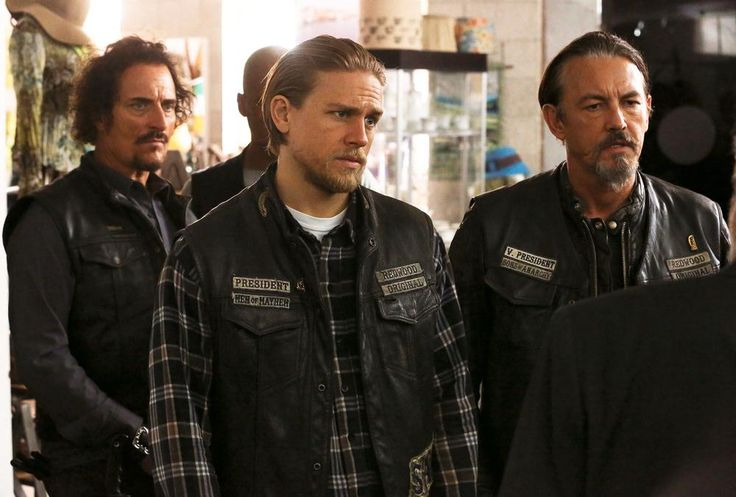 WHAT WE'RE WATCHING: 'Sons of Anarchy' is a truly great family drama | Grand Forks Herald