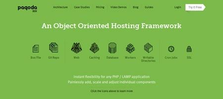 Pagoda Box: Clean Websites, Unobtrusive Call, Design S Instant, Instant Reply, Pagoda Box, Website Inspiration, Green Gray Scheme, Strong Green Gray, Website Designs