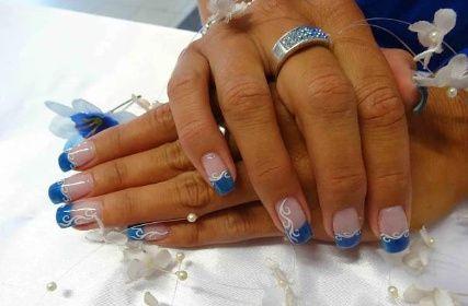 Magic Nails nehty: Gelové nehty fotogalerie srpen 2012
