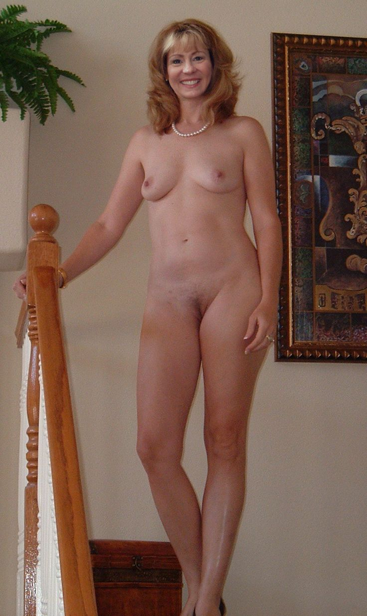 Milf spreading her legs wide open