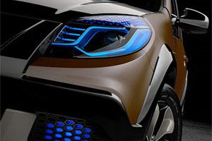 Хэтчбек Renault Sandero Stepway
