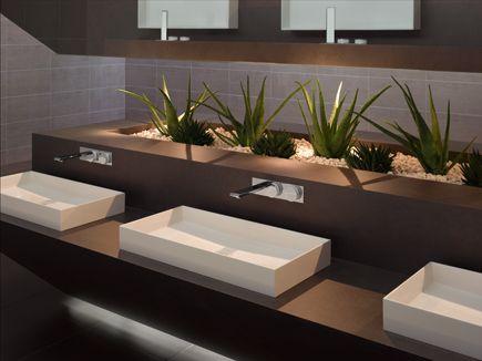 VitrA Global Memoria rectangular bowl - Bathroom ideas