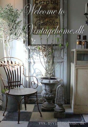 My vintage home dk