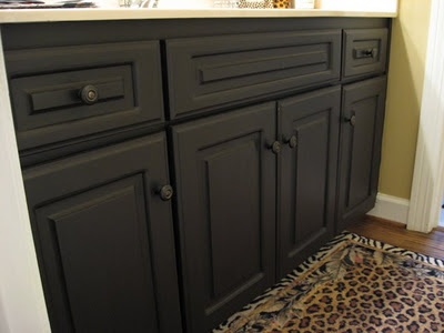 Inspiring Update Painting Furniture Black Furniture Cabinets And Everything