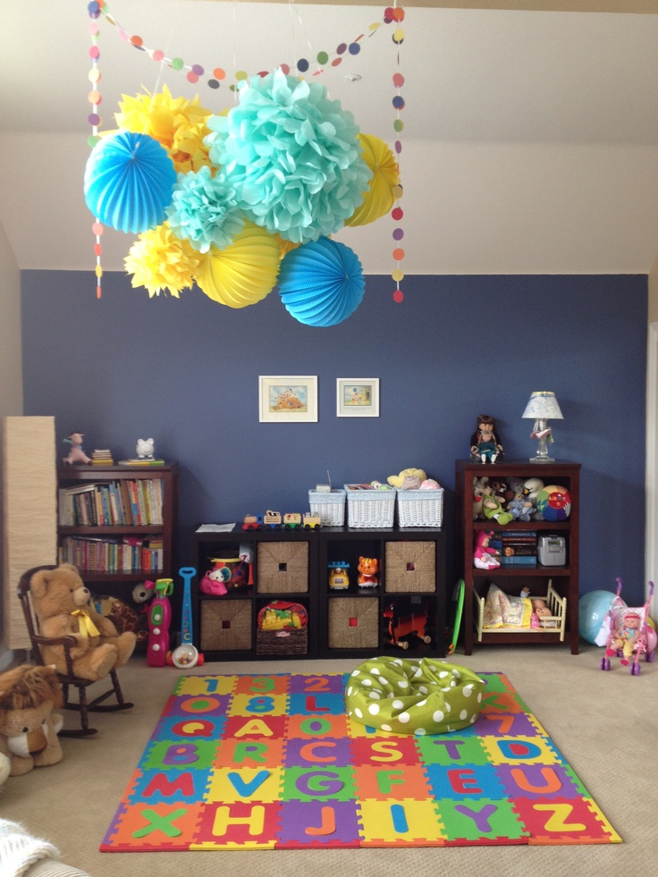 17 Best Images About Playroom Makeover On Pinterest