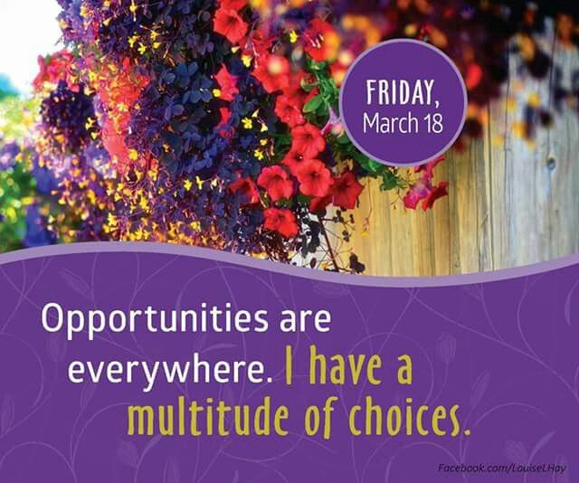#Affirmations YES ITS TRUE, everywhere i am doors open for me to step in and experience the best that life has to offer.