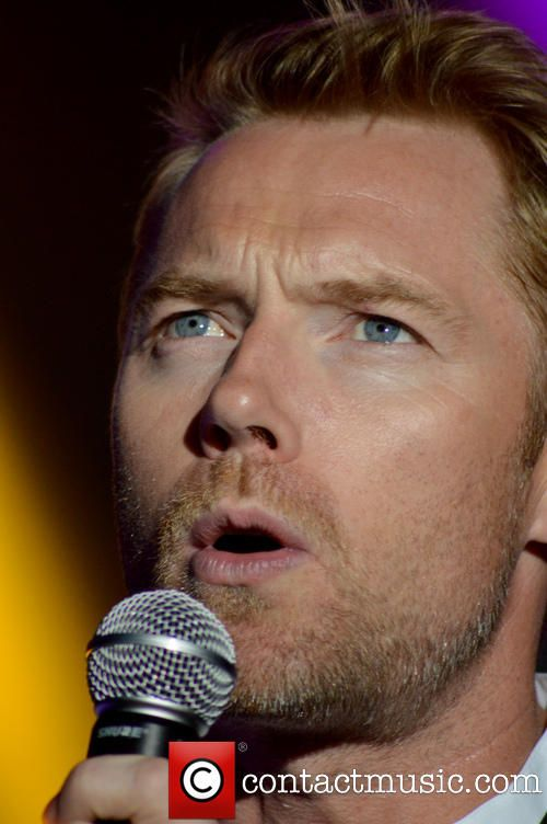 Picture - Ronan Keating and Boyzone at Epsom Epsom United Kingdom, Thursday 31st July 2014 | Photo 4308362 | Contactmusic.com