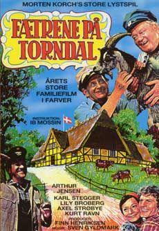 Fætrene på Torndal (1973) 2 fætre arver en går.