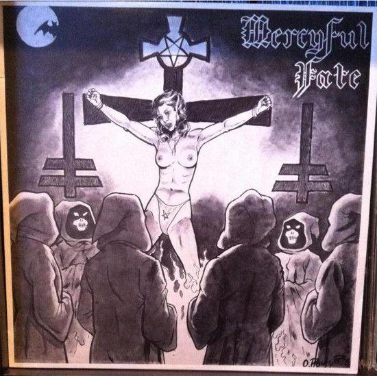 Mercyful Fate - Mercyful Fate