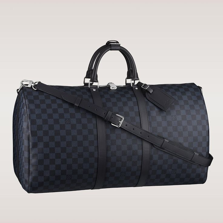 Louis Vuitton Duffle — amazing.
