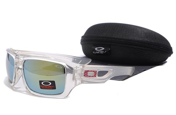 Daily Deal Oakley Eyepatch 2 Sunglasses Transparent Frame Yellow Lenes