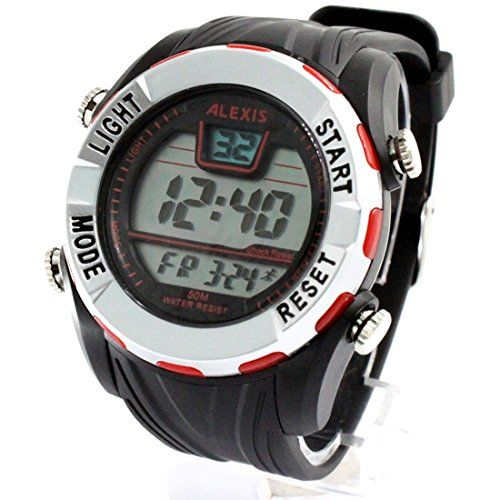 digital watch how to turn off alarm