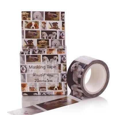 Masking Tape   Dogs