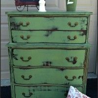 Milk Painted Antique Dresser For SALE! - PA - Strasburg - Lancaster - already done... - Show Ad - Miss Mustard Seed