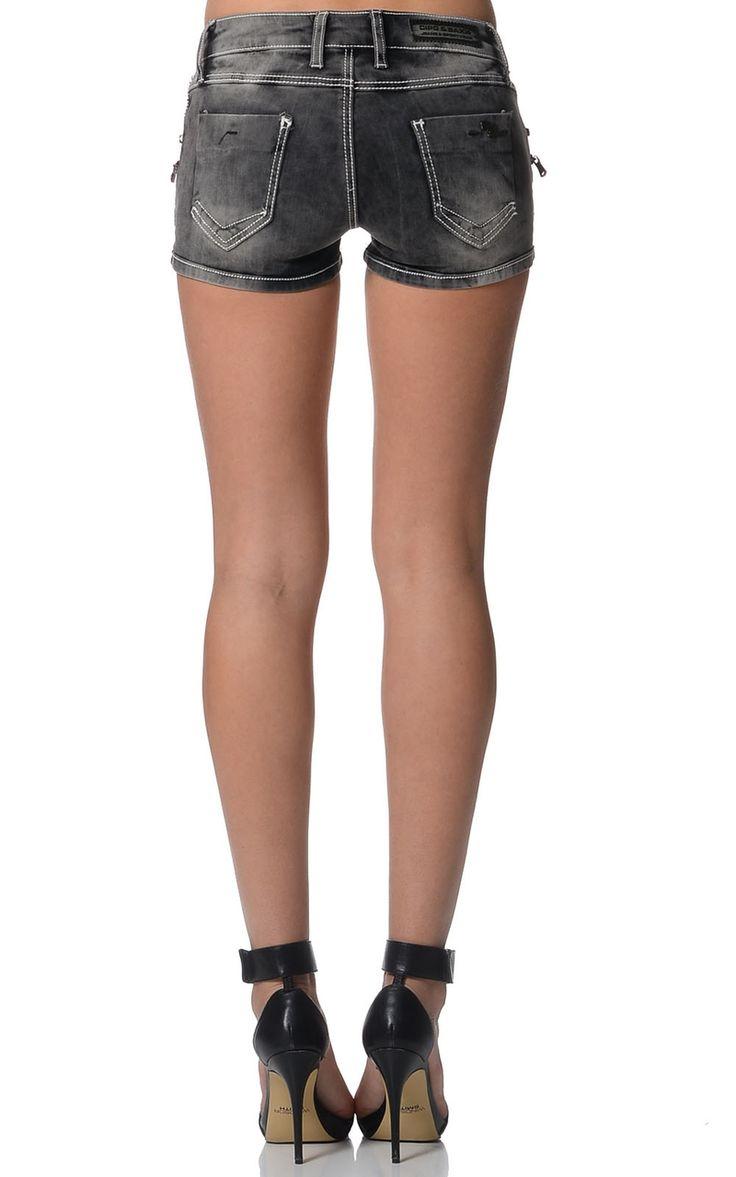 Cipo Baxx Womens Shorts CBW600 - CIPO & BAXX - AUSTRALIA