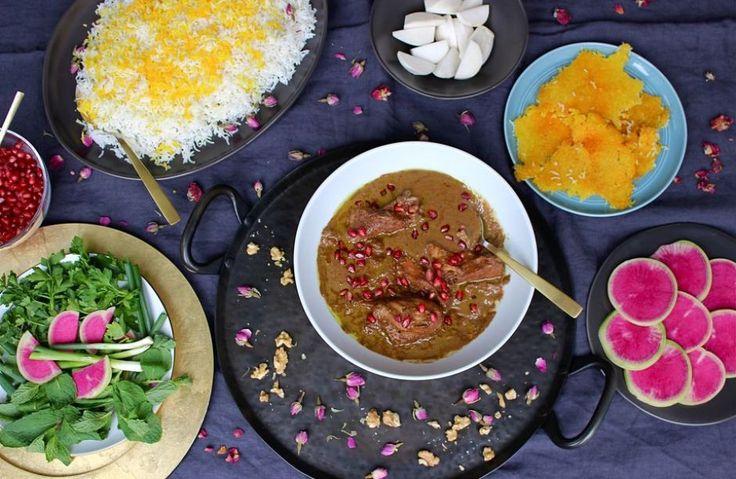 Persische Küche im Sonntagsessen | ZEITmagazin